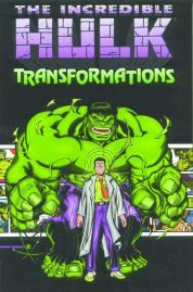 Incredible Hulk: Transformations (SC)