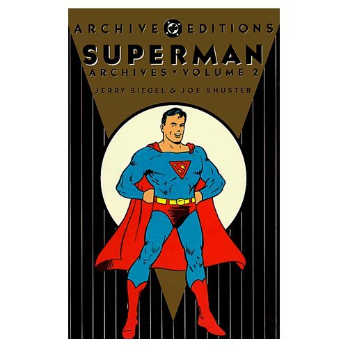 Superman: Archives, Vol. 2 (DC Archive Editions) (HC)