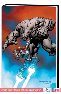 Ultimate Hulk vs. Iron Man: Ultimate Human (HC)