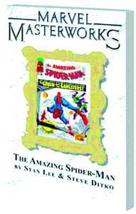 Marvel Masterworks, Vol. 10: The Amazing Spider-Man, Vol. 3 (Tpb)