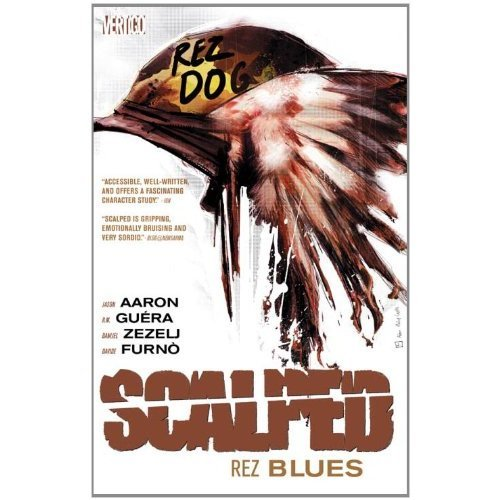 Scalped, Vol. 7: Rez Blues (SC)