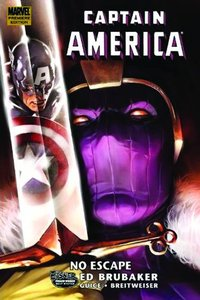 Captain America: No Escape (HC)