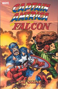 Captain America and the Falcon: The Swine (SC)
