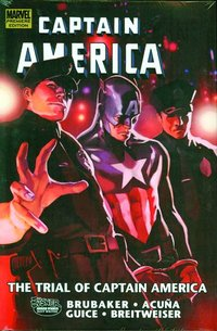 Captain America: The Trial of Captain America (HC)