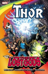 Thor: The Lost Gods (SC)
