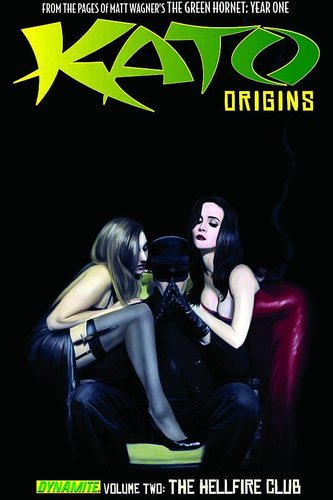 Kato Origins, Vol. 2: Hellfire Club (SC)