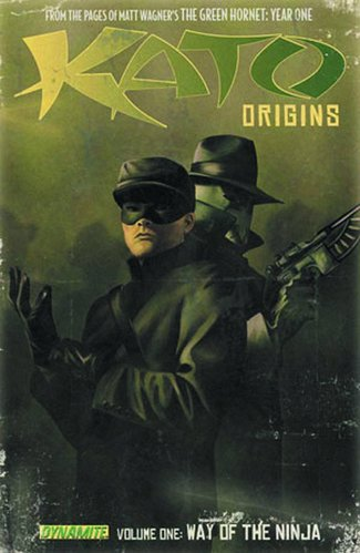Kato Origins, Vol. 1: Way of the Ninja (SC)