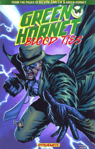 Green Hornet: Blood Ties (SC)