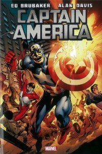 Captain America by Ed Brubaker, Vol. 2 (HC)