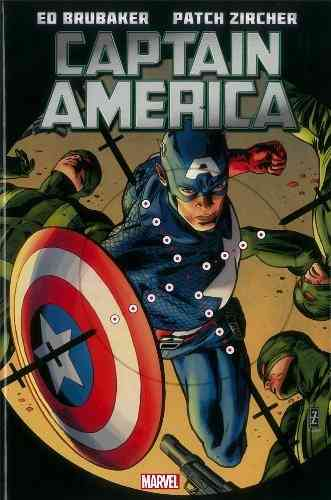 Captain America by Ed Brubaker, Vol. 3 (HC)