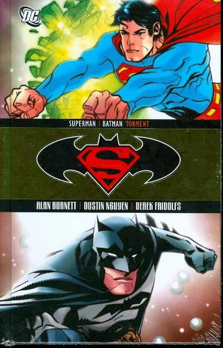 Superman Batman, Vol. 6: Torment (HC)