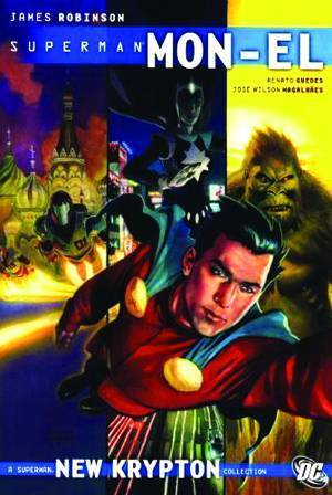 Superman: Mon-El, Vol. 1 (HC)