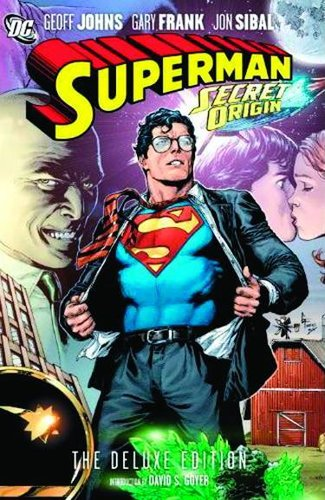 Superman: Secret Origin Deluxe Edition (HC)