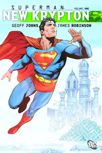 Superman: New Krypton, Vol. 1 (HC)