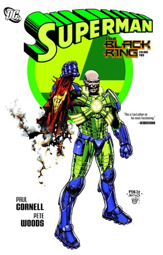 Superman: The Black Ring, Vol. 2 (HC)