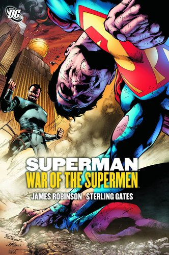 Superman: War of the Supermen (HC)