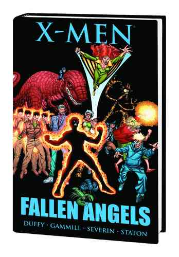 X-Men: Fallen Angels (HC)