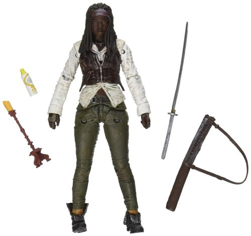 Michonne - The Walking Dead TV VII, Action Figur