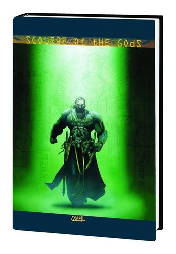 Scourge of the Gods, Vol. 1 (Soleil) (HC)