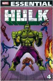 Essential: Hulk, Vol. 4 (SC)