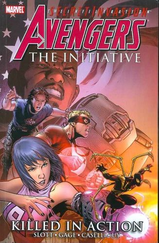 Avengers: The Initiative, Vol. 2 - Killed In Action (SC)