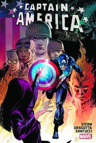 Captain America: Forever Allies (HC)