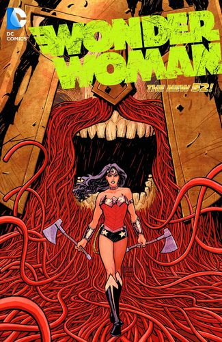 Wonder Woman, Vol. 4: War (The New 52) (HC)