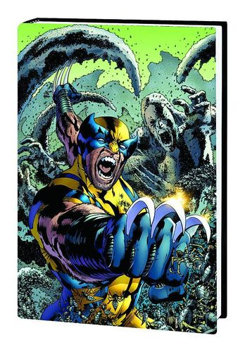 Wolverine: The Best There Is: Broken Quarantine (HC)