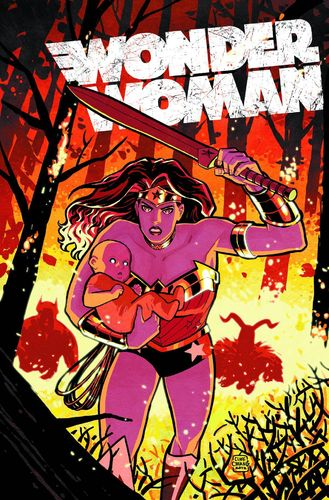 Wonder Woman, Vol. 3: Iron (The New 52) (HC)