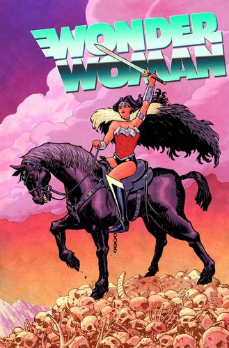 Wonder Woman, Vol. 5: Flesh (The New 52) (HC)
