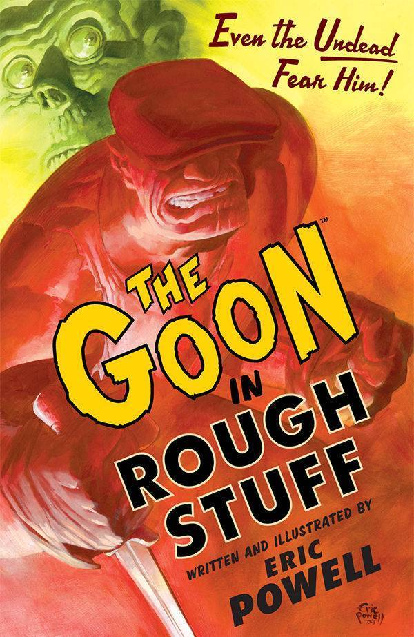 The Goon, Vol. 0: The Rough Stuff (SC)