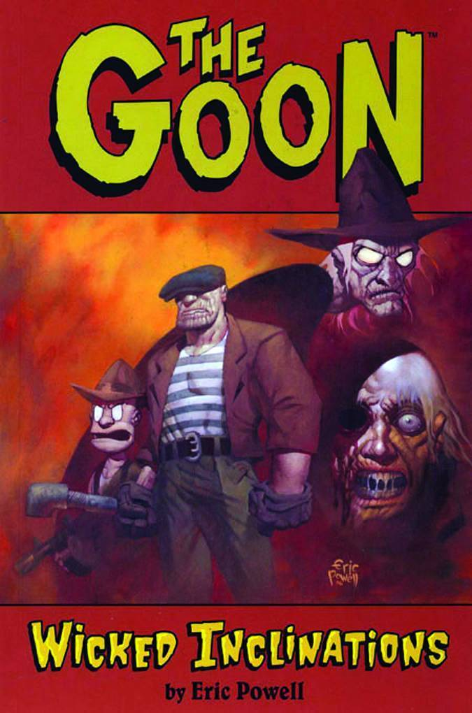 The Goon, Vol. 5: Wicked Inclinations (SC)