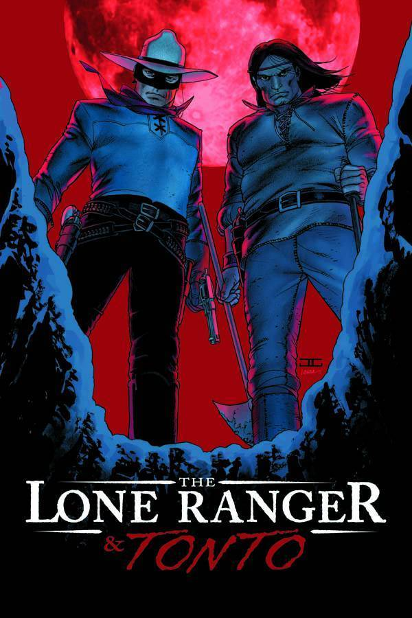 The Lone Ranger & Tonto (SC)
