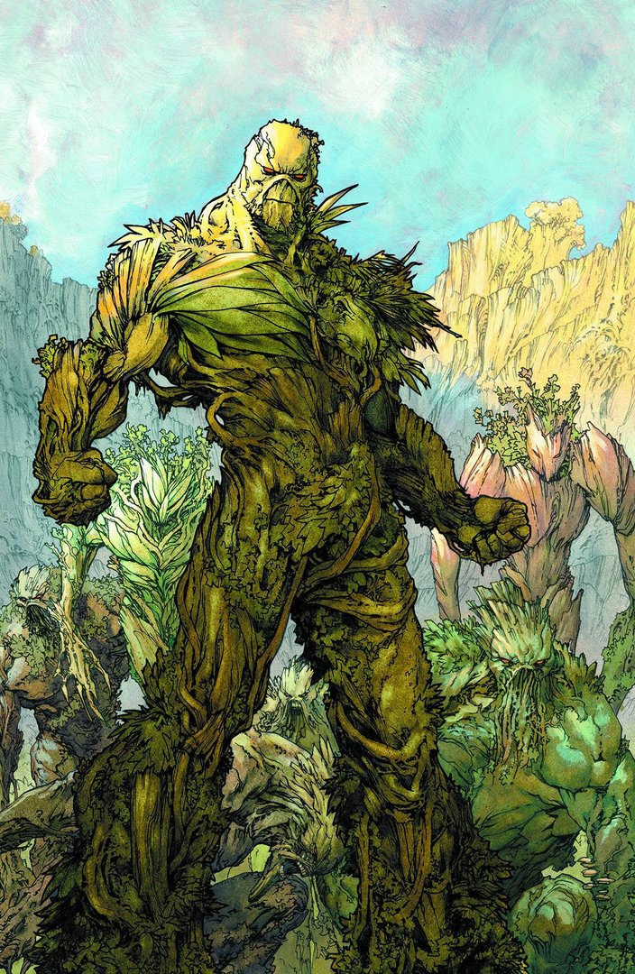 Swamp Thing, Vol. 5: The Killing Field (The New 52) (SC)