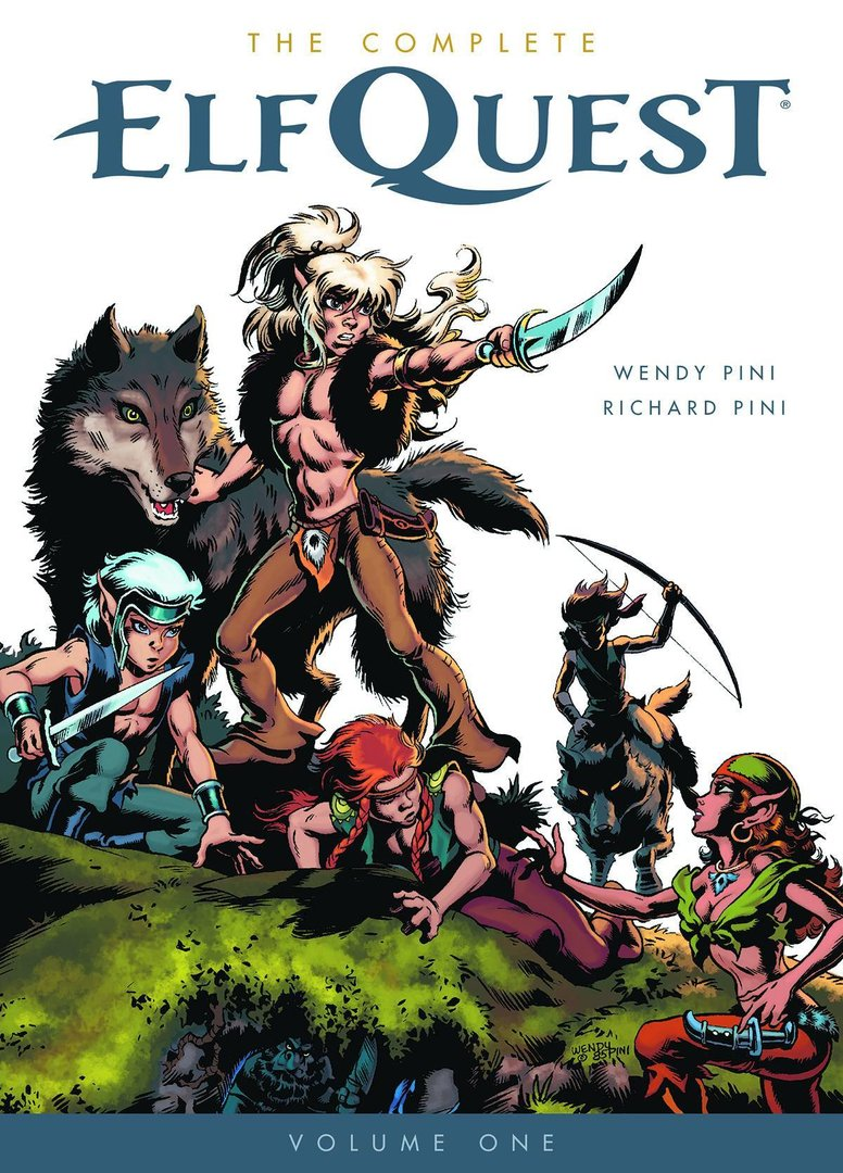 The Complete Elfquest, Vol. 1 (SC)