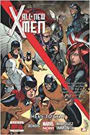 All-New X-Men, Vol. 2: Here to Stay (HC)