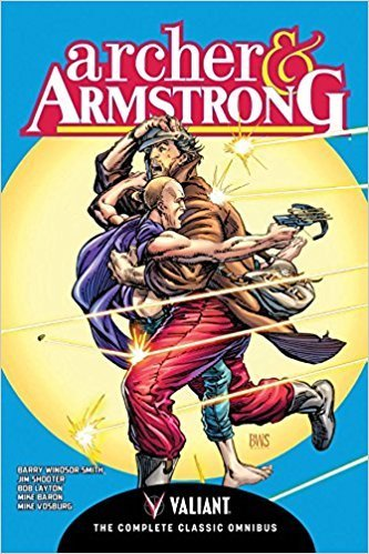 Archer & Armstrong: The Complete Classic Omnibus (HC)