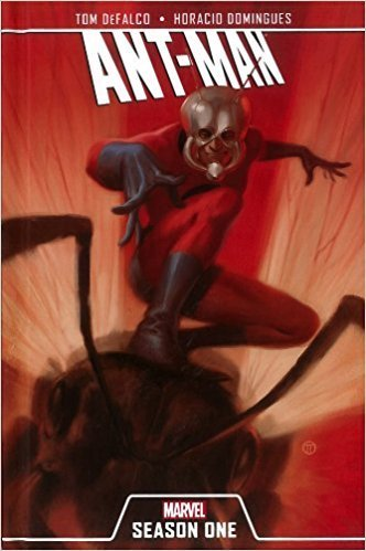 Ant-Man: Season One (HC)