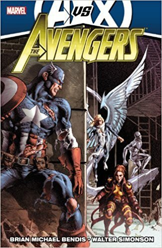 Avengers by Brian Michael Bendis: Vol. 4 (AVX) (HC)