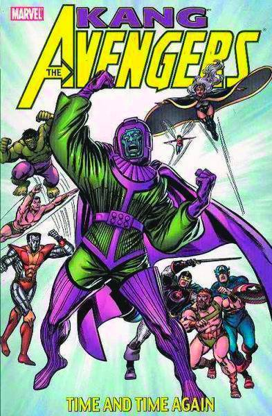 Avengers: Kang Time and Time Again (SC)