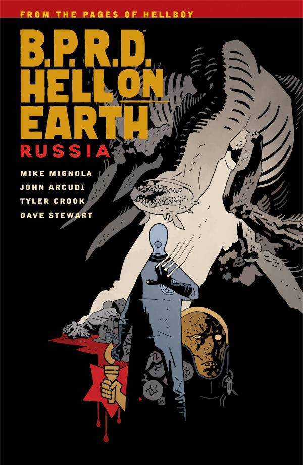 B.P.R.D. Hell on Earth, Vol. 3: Russia (SC)