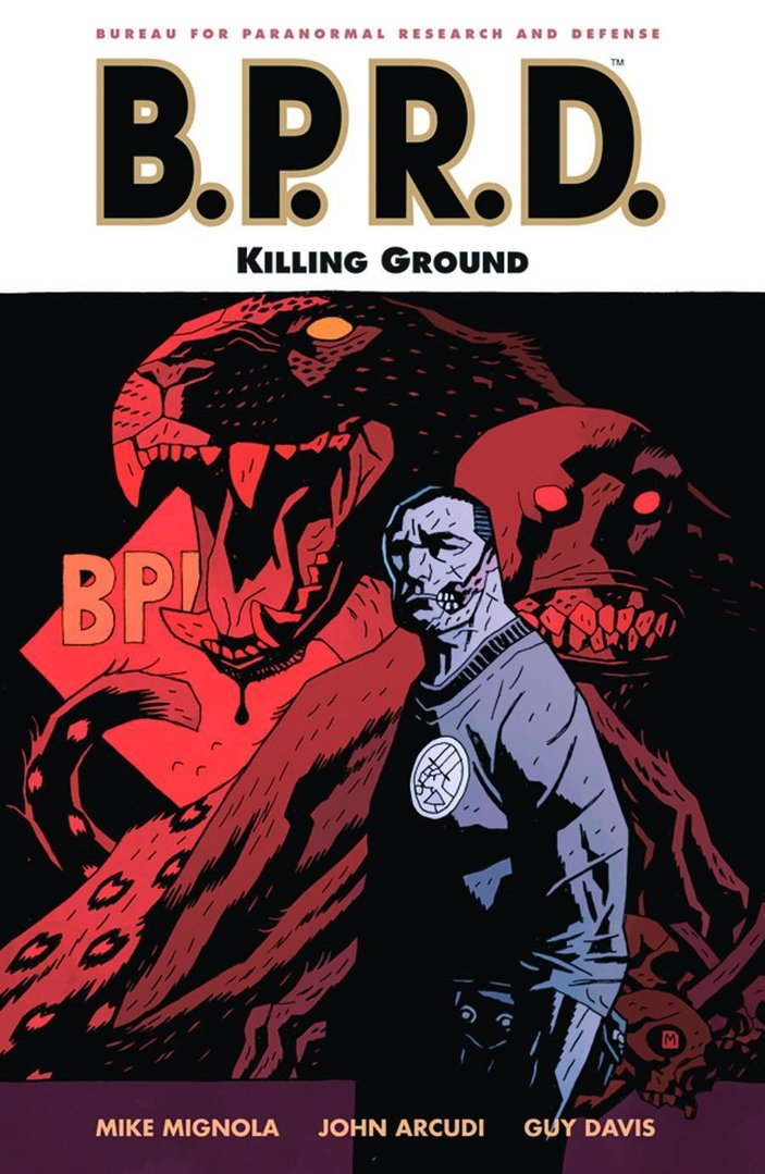 B.P.R.D., Vol. 8: Killing Ground (SC)