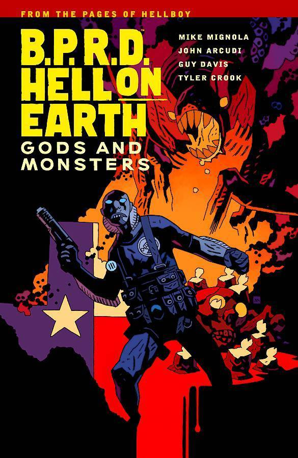 B.P.R.D. Hell On Earth, Vol. 2: Gods and Monsters (SC)