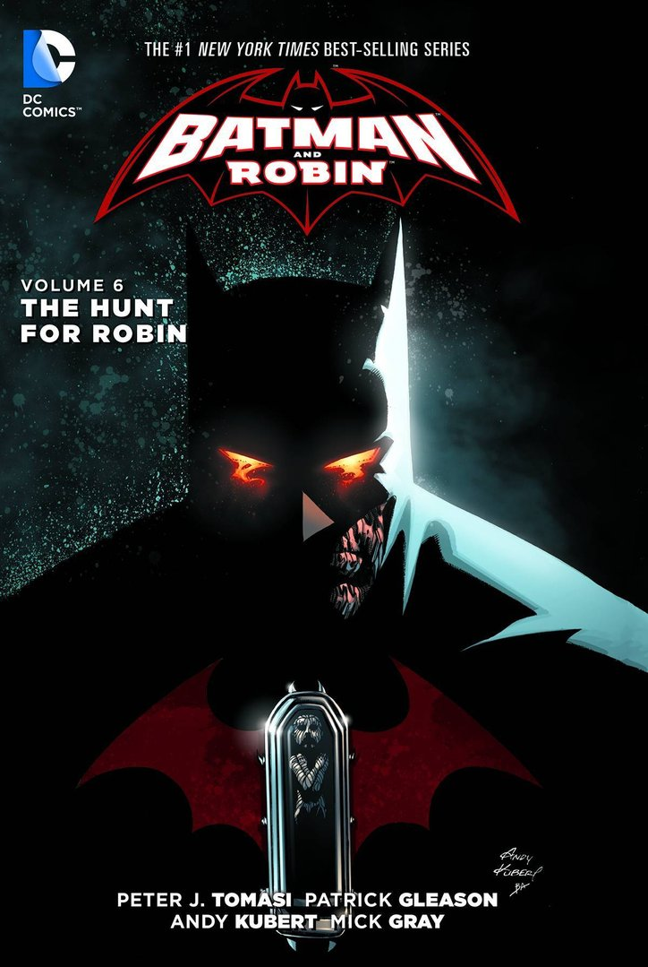 Batman And Robin, Vol. 6: The Hunt For Robin (The New 52) (SC)