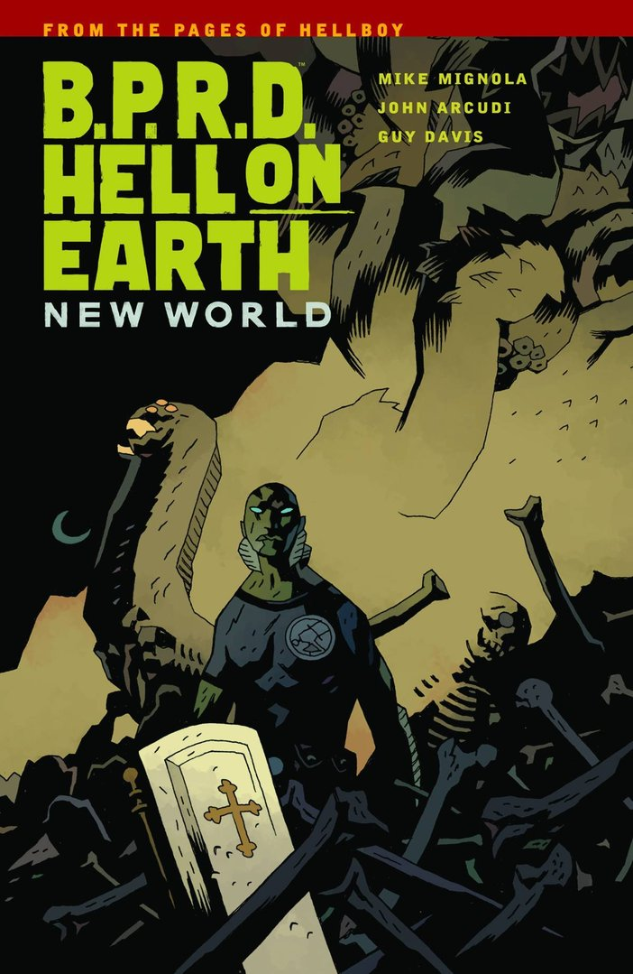 B.P.R.D. Hell on Earth, Vol. 1: New World (SC)