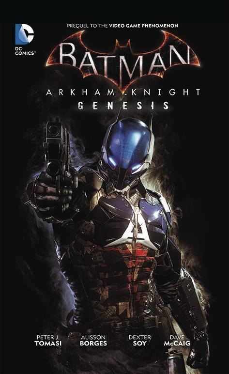 Batman: Arkham Knight - Genesis (HC)