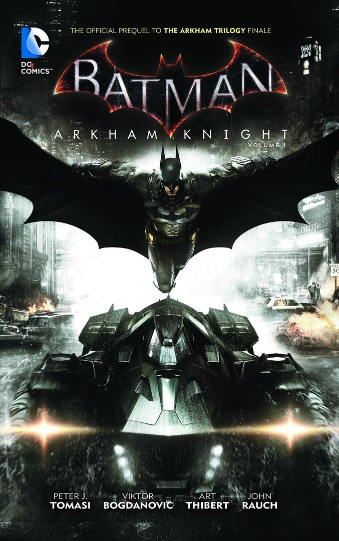 Batman: Arkham Knight, Vol. 1 (SC)