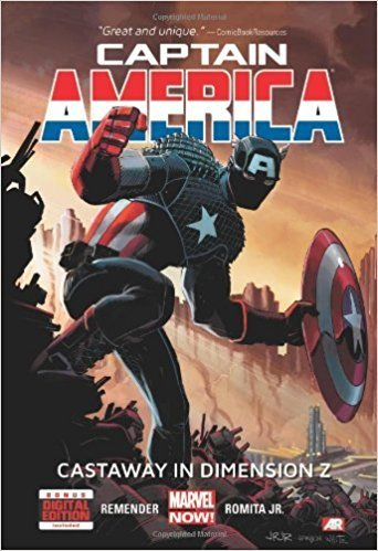 Captain America, Vol. 1: Cast Away in Dimension Z, Book 1 (Marvel Now) (HC)