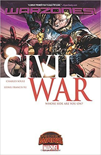 Civil War: Warzones! (SC)