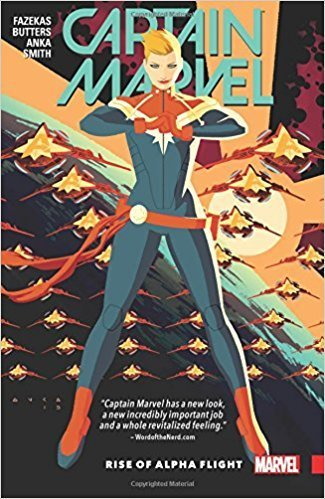 Captain Marvel, Vol. 1: Rise of Alpha Flight (SC)